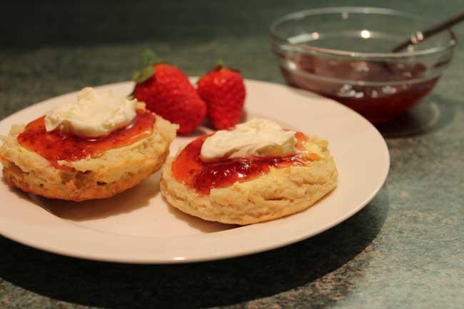 scones-and-jam
