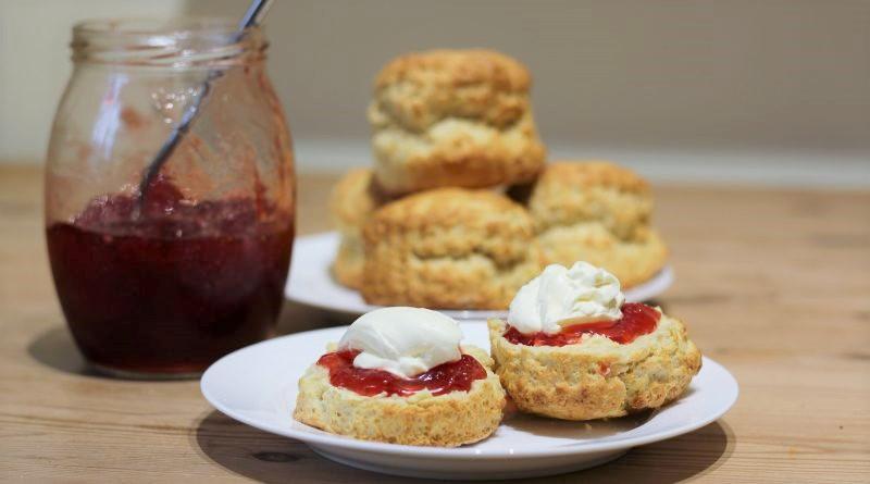 super easy scones recipe