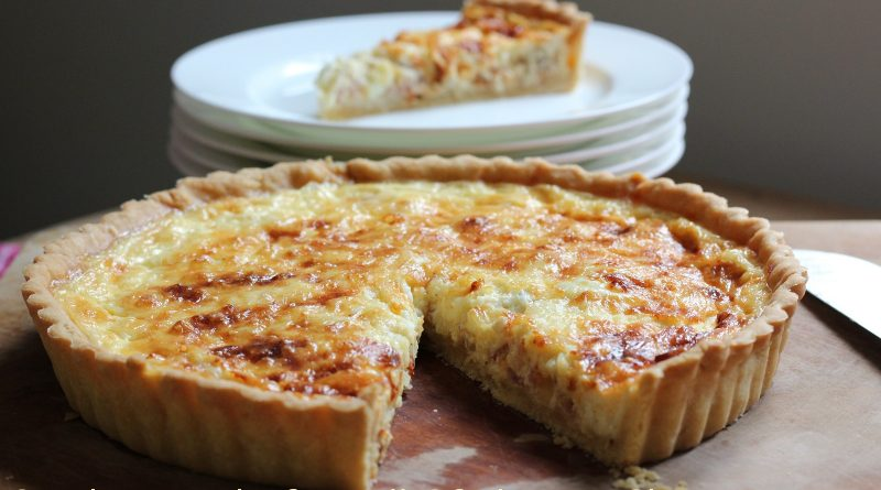 Quiche – A Thrifty Full of Flavour Classic Recipe