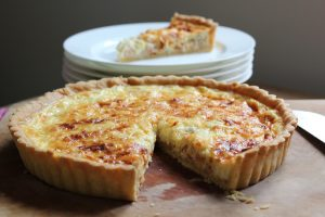 A tasty and economic Quiche recipe