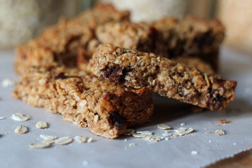 oat honey bars recipe