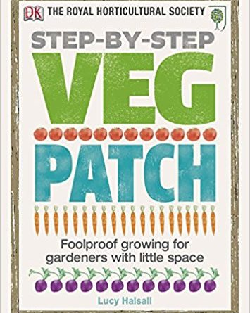RHS Step By Step Veg Patch Book Review